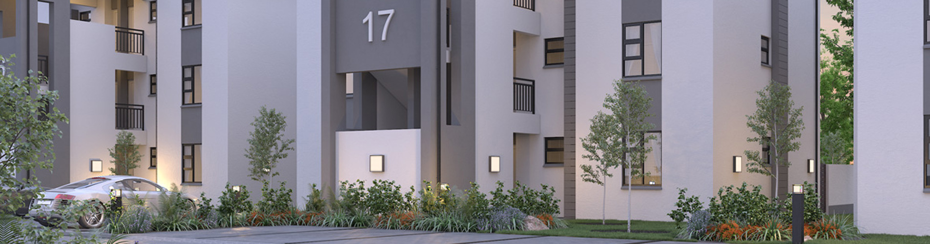 Apartments in Copperhill Estate Located in Pinehaven